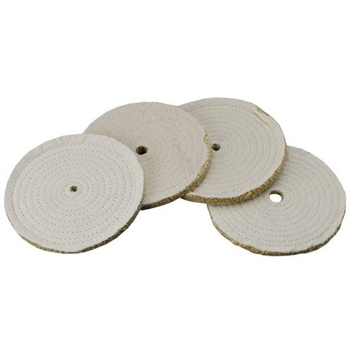 "8"" Sisal Wheel, 1/2"" (12.7mm) Arbor"