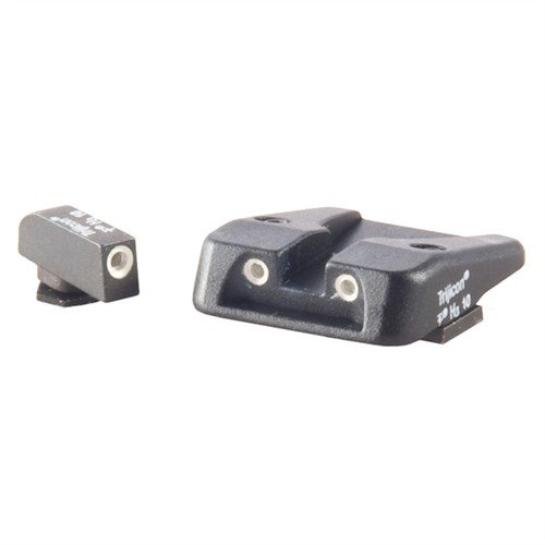 Green Night Sight Front/Rear Set, fits +1