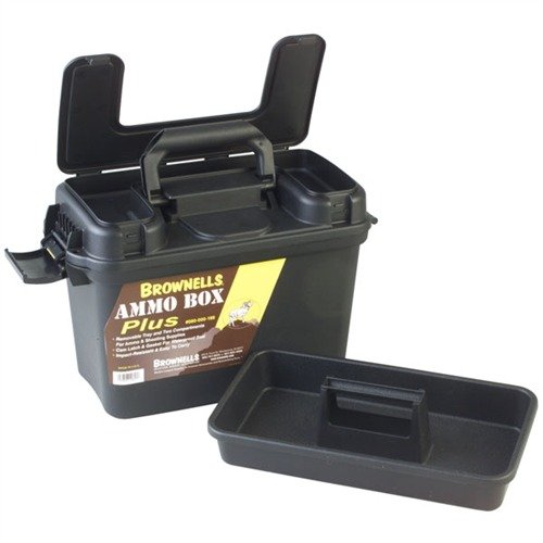 Ammo Box Plus Polymer Black