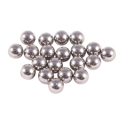 "Detent Ball 20-Pak 9/64"" (3.6mm) Dia. Ball"