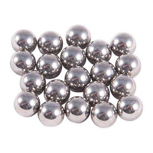 "Detent Ball 20-Pak 3/16"" (4.8mm) Dia. Ball"