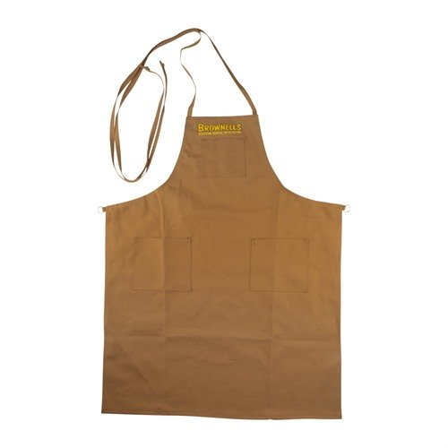 Long Premium Shop Apron with O-Ring