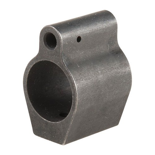 AR-15 Gas Block MK12 .750 Steel Black