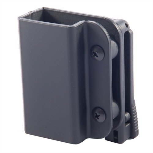 Revolution Single Mag Pouch-S&W 9/40-Black-Tek Lok