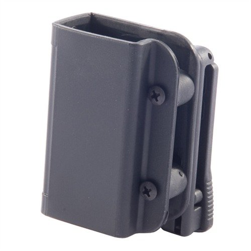 Revolution Single Mag Pouch-Glock 9/40-Black-Tek Lok