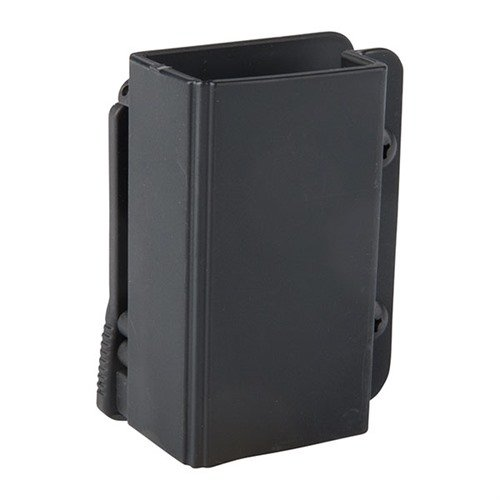 Revolution Single Mag Pouch-Glock 10/45-Black-Tek Lok