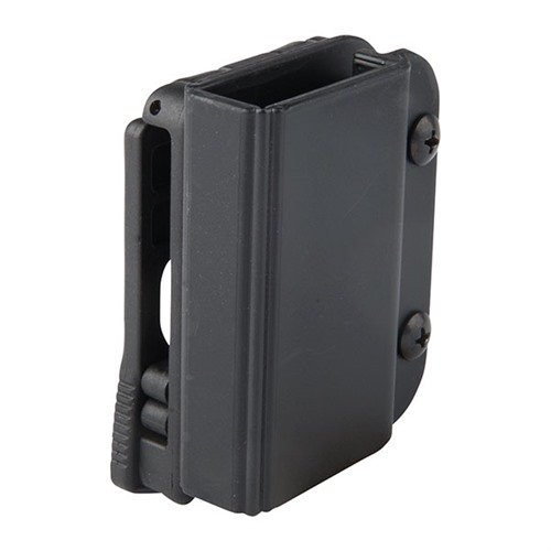 Revolution Single Mag Pouch-1911 .45 Sgl Stk-Black-Tek Lok