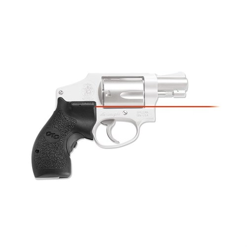 S&W J-Frame Round Butt Red Lasergrips