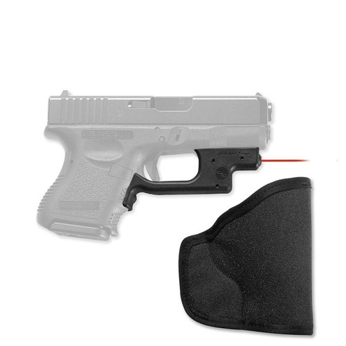 Glock® Compact/Subcompact Red Laserguard + Pocket Holster