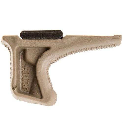 Picatinny BCMGUNFIGHTER KAG Angled Grip Polymer FDE
