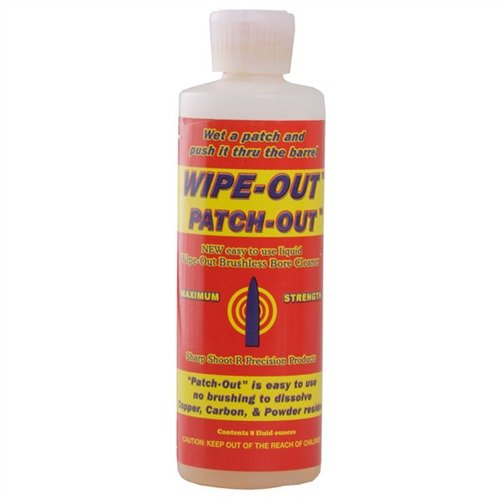 Wipe-Out Patch-Out