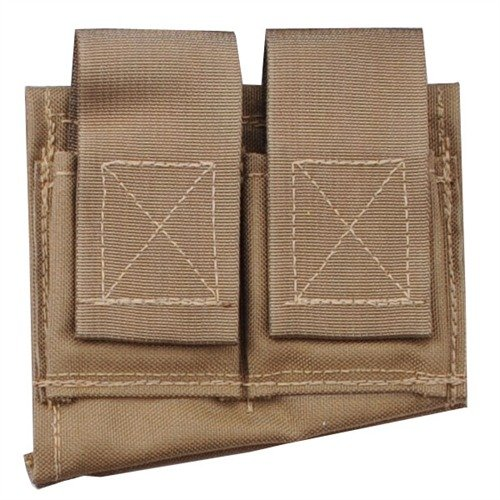 Stock Pouch, Coyote Brown