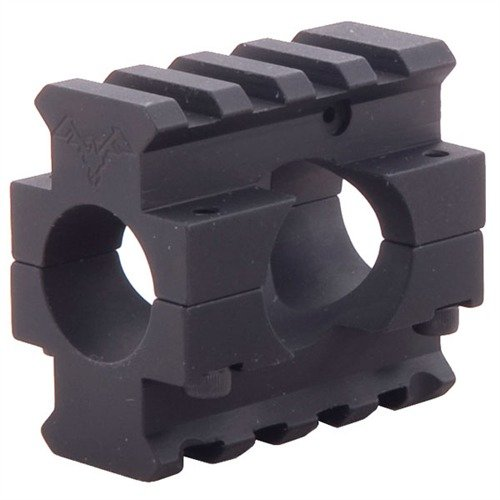 2-Rail Standard Gas Block