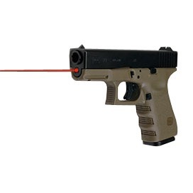 Guide Rod Red Laser Gen 1-3 Glock 19, 23, 32, 38y