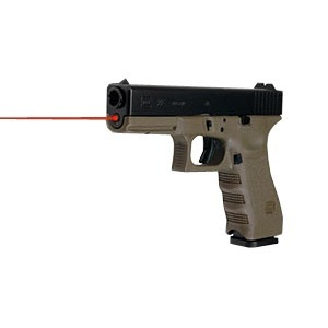 Guide Rod Red Laser Gen 1-3 Glock 17, 22, 31, 37