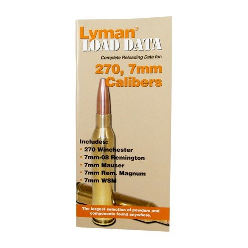 Load Data-270 & 7mm Calibers