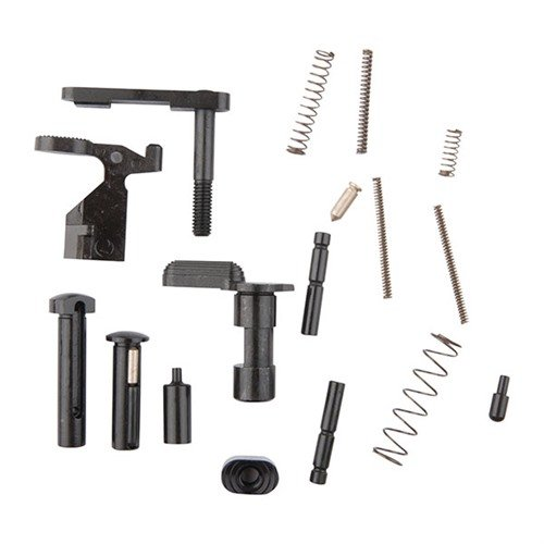 AR-15 Gunbuilder's Lower Parts Kit