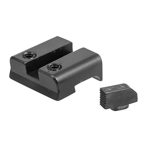 Battlehook Sight Set Black Front & Rear for Glock™