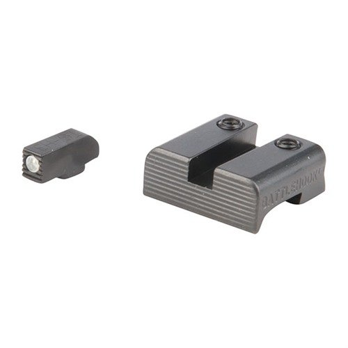 Battlehook Sight Set Tritium Front for Glock™