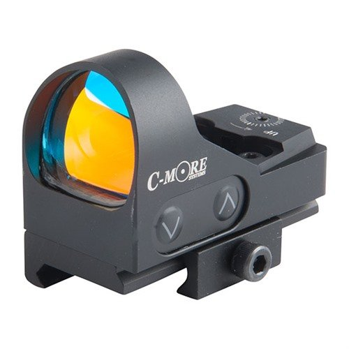 RTS2 Red Dot Sight, Click, BLACK - 3 MOA