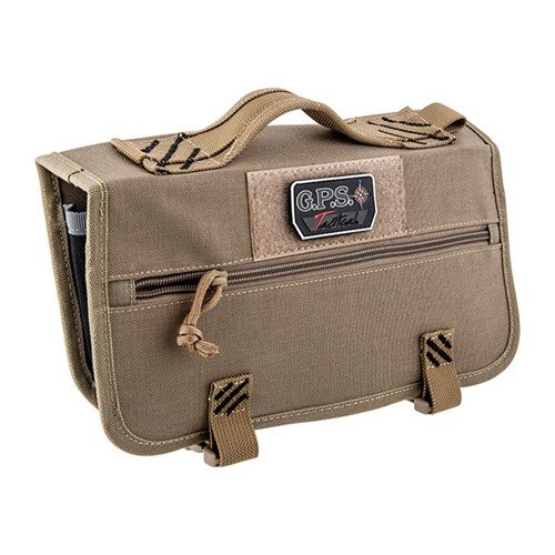 Tactical Magazine Storage Case-Tan