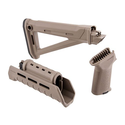 MOE Stock Set M-LOK Flat Dark Earth