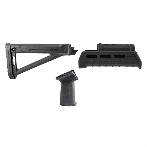 MOE AKM Stock Set M-LOK Black
