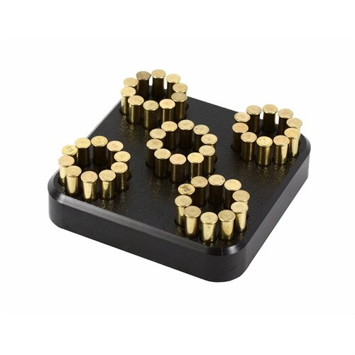 5 Banger S&W 617 10 Shot Loading Block