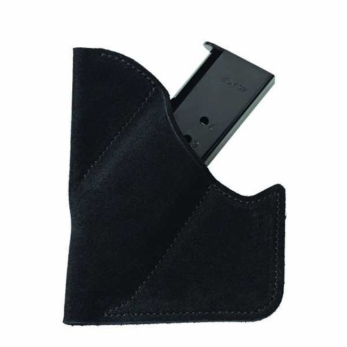 Pocket Mag Carrier 9/40/45 Single Stack Mag-Black
