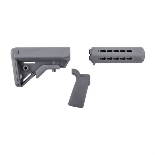 Bravo Series Furniture Kit Gray