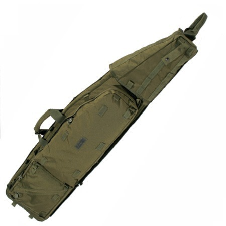 Long Gun Drag Bag, Olive Drab