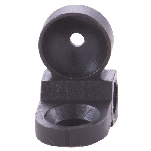 AR-15 A2 Rear Base Aperture Flip Up Black