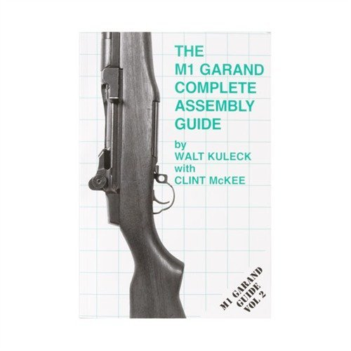 The M1 Garand-Assemeby and Disassembly