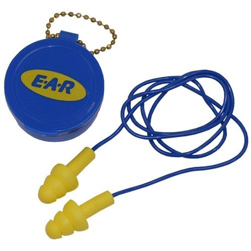 Ultra-Fit Earplugs, 50 box