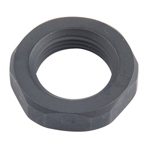 "AR-15 .750 Jam Nut 1/2-28"" Steel Black"