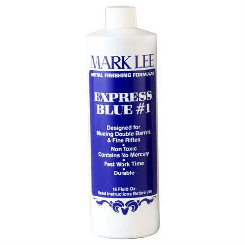 16 oz. Express Blue #1