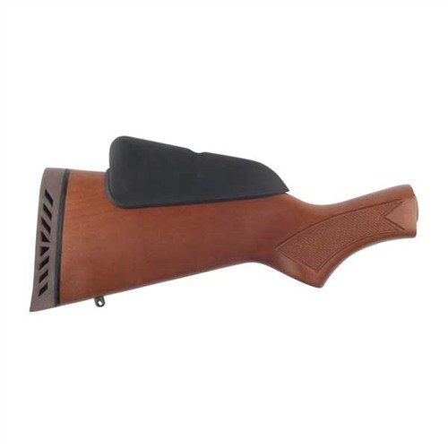 Buttstock, Walnut Stained Birch, Convertible High Dual Comb