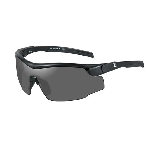 Remington Adult Glasses-Black Frame-Smoke Lens