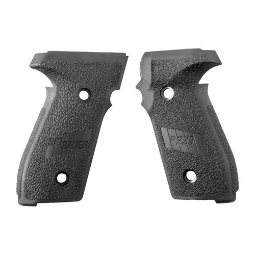 Grip Set, P229, Black Polymer