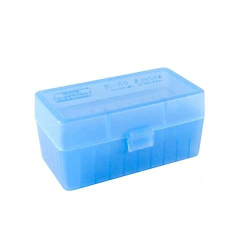 Ammo Boxes Rifle Blue 22 PPC - 6PPC 50