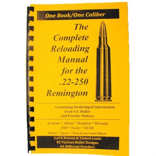 Loadbook-22-250 Remington