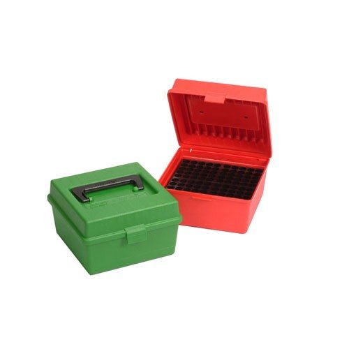 Red R-100-MAG Deluxe Ammo Box