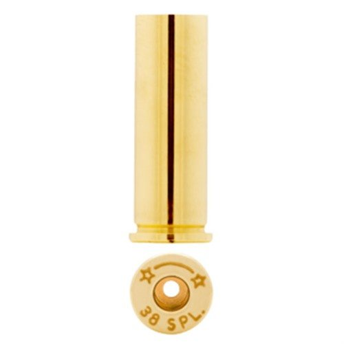Starline Brass - 38 Special, 100 ct
