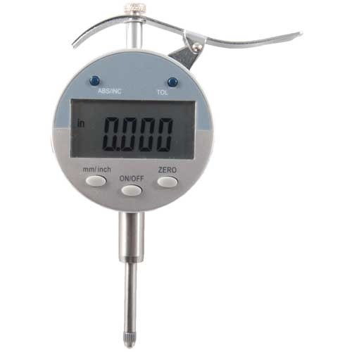Digital Indicator w/ Lever and Flat Point