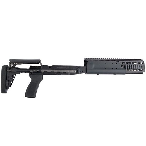 Springfield M14 Enhanced Stock Chassis Aluminum BLK
