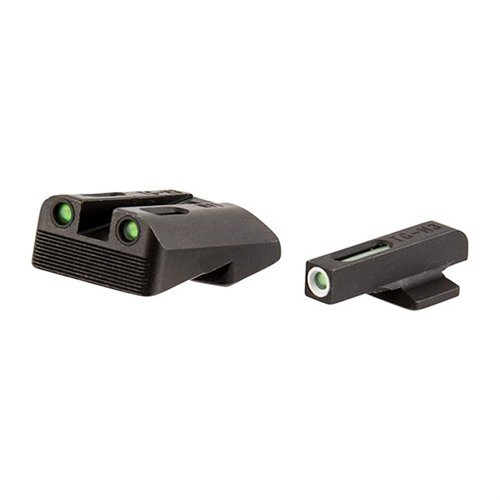 "Sights Fit 1911 5"" Gov 45ACP Low Mount .260/.450"