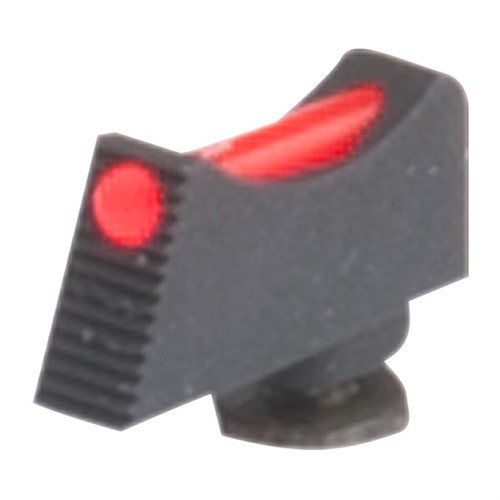 "Vickers Elite Front Sight Red Fiber Optic .245"" Height"